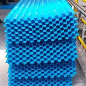 Tube Settler Polycarbonat (PC) 081218318221