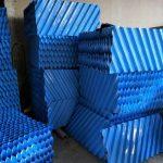 Tube Settler PVC 0.5 mm