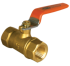 Brass Ball Valve 1/2″ 125 PSi (Yuta)