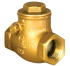 "Brass Check Valve 1/2 "" 125 Psi (Yuta)"