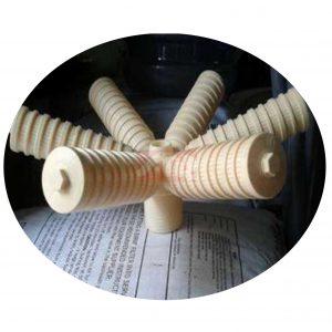 Filter Nozzle 5 Ruas 0.2mm
