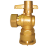 "Brass lockable-angle-valve 1/2 "" 125 Psi(Yuta)"