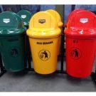 Tong Sampah Plastik 3 Pilah