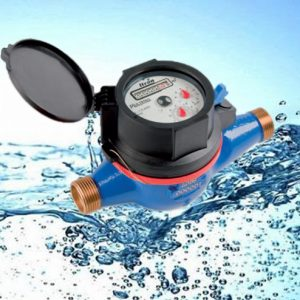Water Meter Itron 1/2 Inch (Dn 15mm )